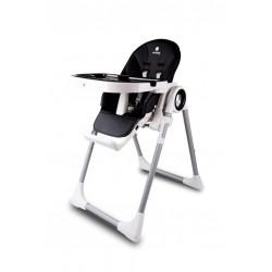 Krzesełko do karmienia Fidi Black
