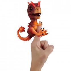 Fingerlings Untamed Radioactive T-Rex