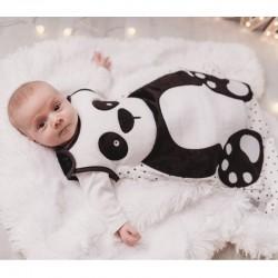 Bizzi Growin Śpiworek niemowlęcy do spania Panda 2.5 TOG rozmiar 6-18 m