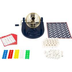 Gra Bingo ze złotym bębnem
