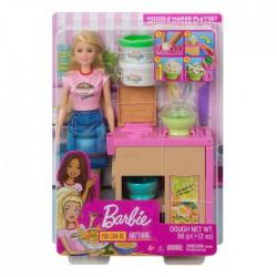 Barbie Domowy makaron Zestaw do zabawy