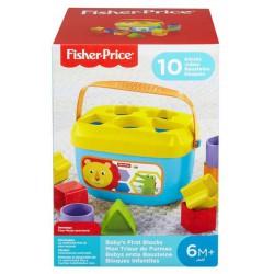 Fisher Price Pierwsze klocki malucha