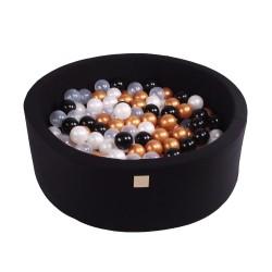 Suchy basen dla dziecka 90x30 cm + 250 piłek - Glamour