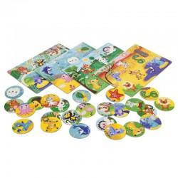 Petit Monkey - gra Animal Lotto