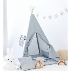 Namiot tipi dla dziecka Melange - zestaw