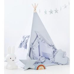 Namiot tipi dla dziecka Greylove - zestaw