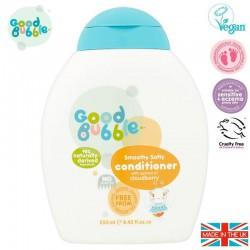 Good Bubble Organiczna odżywka wegańska do włosów Noworodka i Niemowlaka Cloudberry 250 ml
