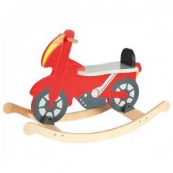 Motocykl na biegunach Goki