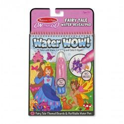 Zestaw 48 sztuk Malowanka Księżniczki WaterWOW -10%