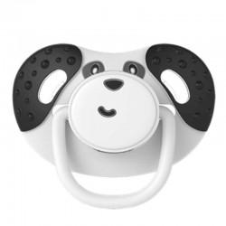 Dumforter 2in1 smoczek z gryzakiem Panda Pepper