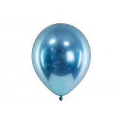 Balony Glossy 30cm, niebieski (1 op. / 50 szt.)