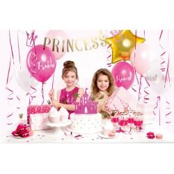 Zestaw dekoracji party - Princess