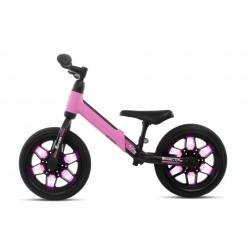 Rowerek biegowy SPARK różowy