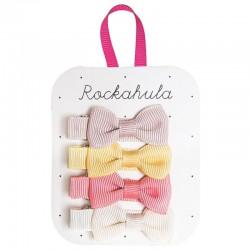 Rockahula Kids - 4 spinki do włosów Little bow