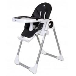 Krzesełko do karmienia Fidi Love Black