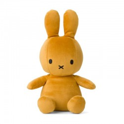 Miffy - Velvetine OCHRE przytulanka 23 cm