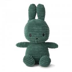 Miffy - Corduroy FOREST GREEN przytulanka 23 cm