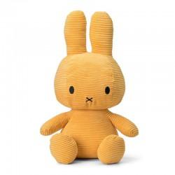 Miffy - Corduroy YELLOW przytulanka 50 cm