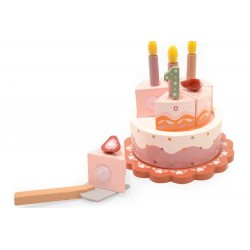 Tort urodzinowy - pozytywka