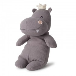 Picca LouLou - Przytulanka Pan Hipopotam Hilary 23 cm