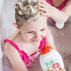 Good Bubble Wegański organiczny szampon dla Noworodka i Niemowlaka Dragon Fruit & Pitaya 100 ml