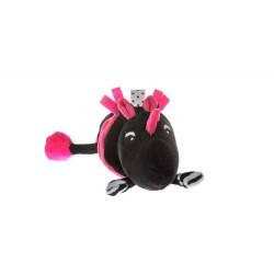 Wibrujący jednorożec różowa przytulanka
