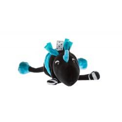 Wibrujący jednorożec niebieska przytulanka