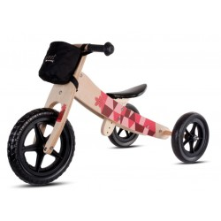 Rowerek biegowy drewniany SUNBABY