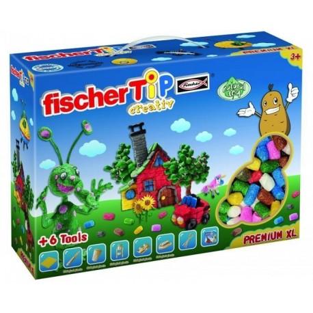 Kreatywny zestaw FischerTIP - pudełko XL