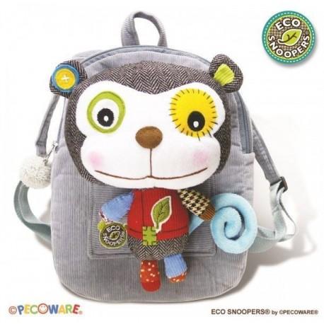 Plecak EcoSnoopers Małpka