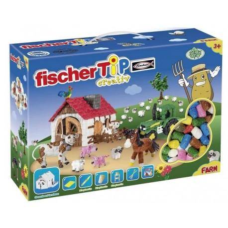 Kreatywny zestaw FischerTIP - Farma