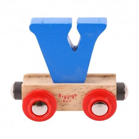 Wagonik literka V