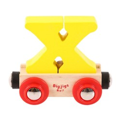 Wagonik literka X