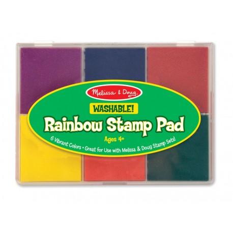 Tusze zmywalne 6 kolorów