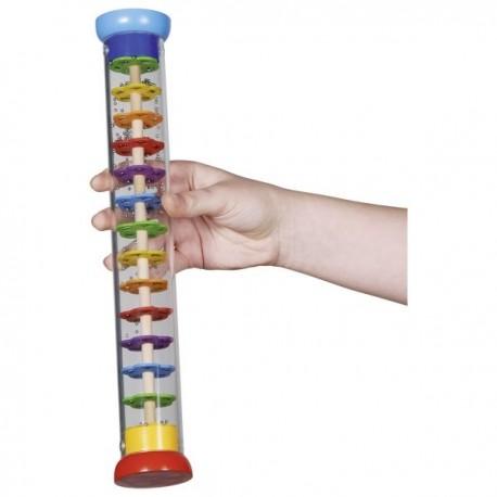 Deszczownica przezroczysta - tuba muzyczna