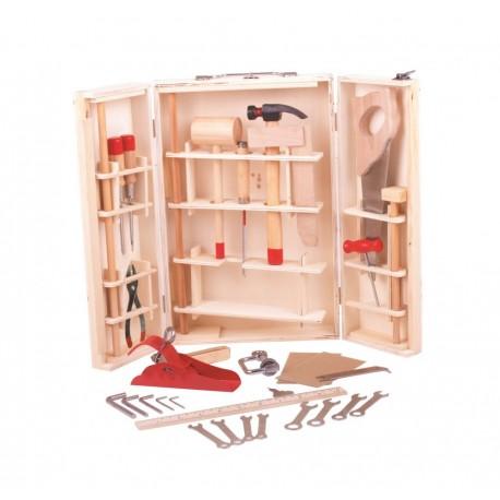 Zestaw narzędzi w walizce półprofesjonalny