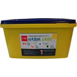 Piasek kinetyczny 5 kg NaturSand - polski piasek