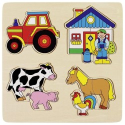 Puzzle na podstawie Farmer