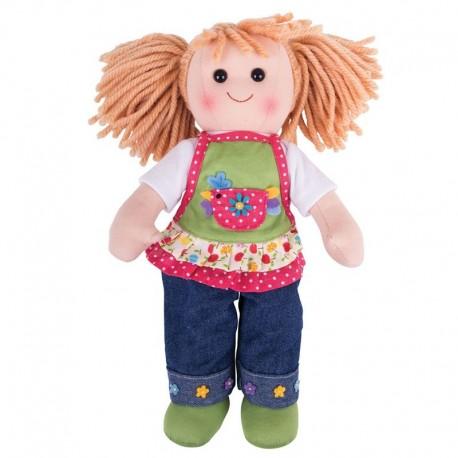 Duża lalka szmaciana Zosia 35cm