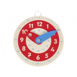 Zegar do nauki godzin. Podręczny zegar do nauki Goki