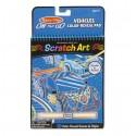Zdrapka ScratArt samochody