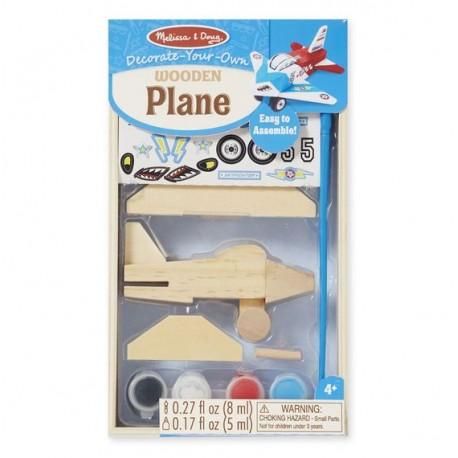 Samolot do złożenia i pomalowania