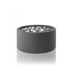 Suchy basen dla dzieci z piłeczkami 100x50 okrągły 500 szt. piłek
