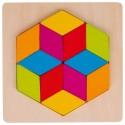 Puzzle diament