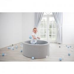 Suchy basen dla dzieci bez piłek 115x50 kolory