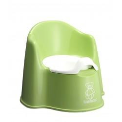 BABYBJORN - nocnik fotelik - zielony