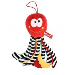Grzechotka ośmiornica czerwona
