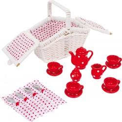 Kosz piknikowy dla lalek Tina