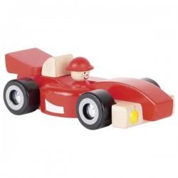 Wyścigówka czerwona