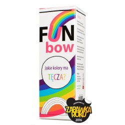 FUNbow - tęczowy eksperyment
